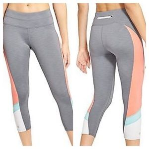 ATHLETA  SONAR COLOR BLOCK LEGGINGS
